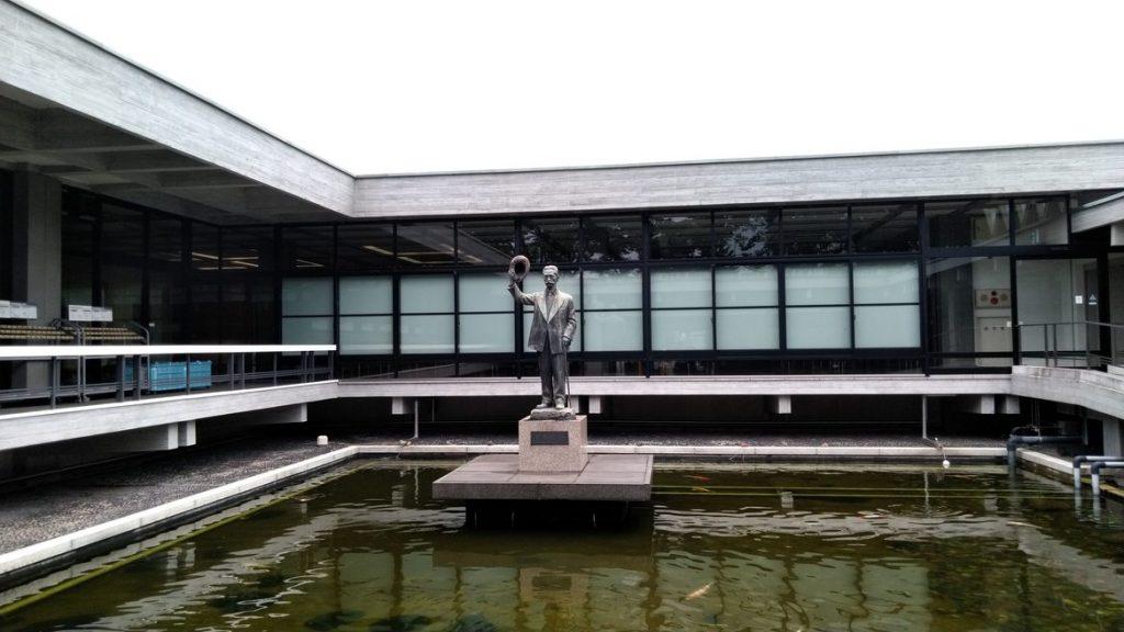 憲政記念館入口