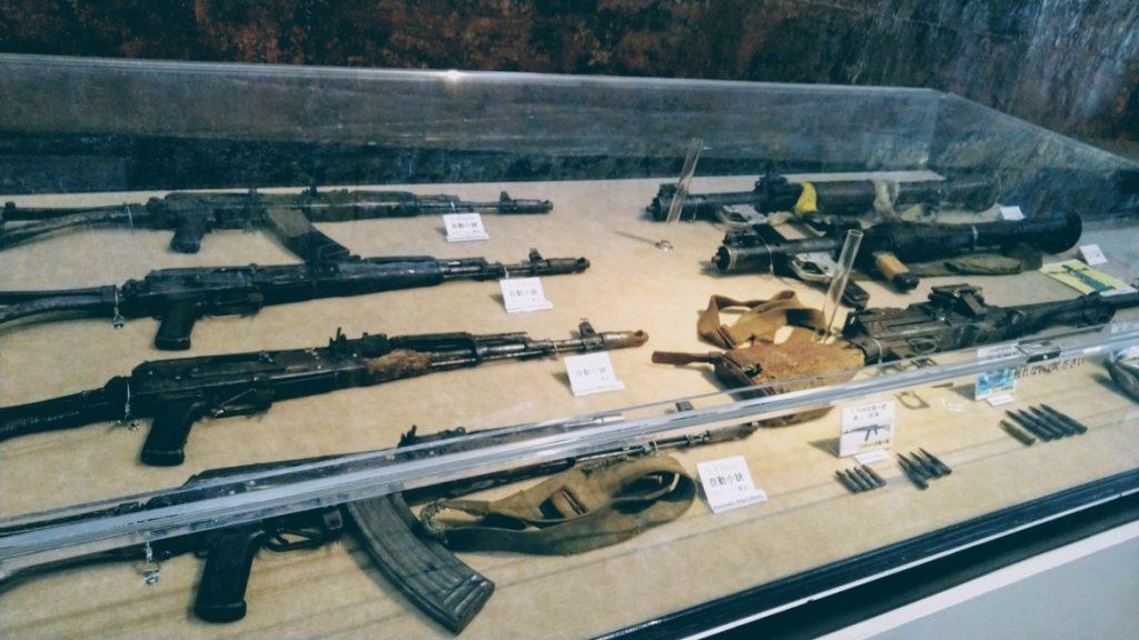 武器展示2
