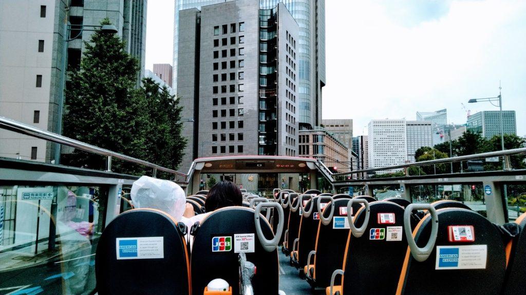 オープントップバス3