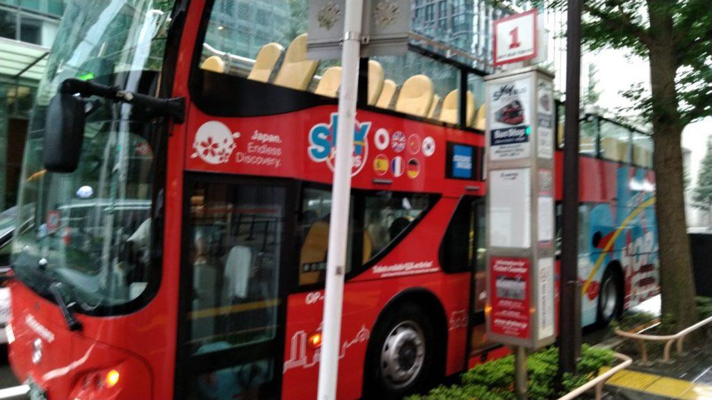 オープントップバス2
