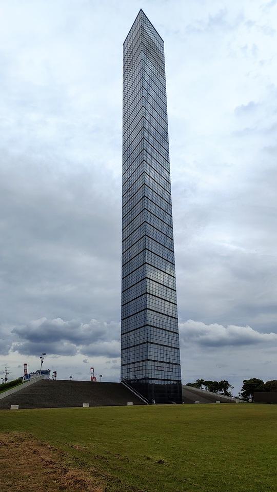 千葉ポートタワー全体図